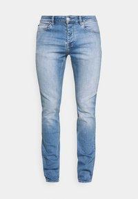 JONES - Straight leg jeans - blue denim