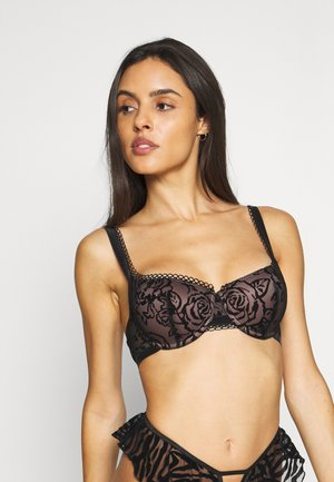 SPOTLIGHT - Push-up bra - black