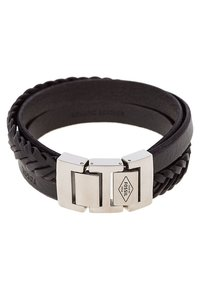 Fossil - Bracelet - black/silver-coloured - 2