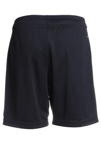 adidas Performance - CORE ELEVEN PRIMEGREEN FOOTBALL 1/4 SHORTS - Pantaloncini sportivi - black/white - 1