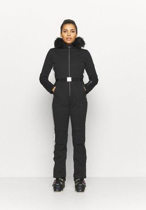 SNOWFALL SUIT - Pantaloni da neve - black
