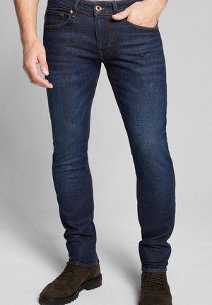 STEPHEN - Slim fit jeans - dunkelblau