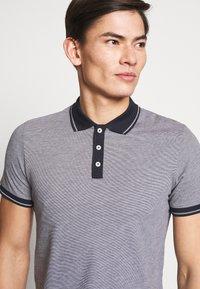 Selected Homme - SLHJOE - Polo shirt - sky captain/brigth white - 4
