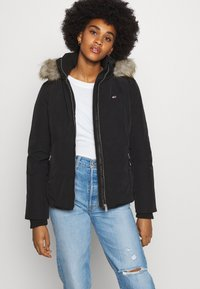 Tommy Jeans - TECHNICAL - Down jacket - black - 5