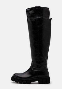 Kennel + Schmenger - VIDA - Over-the-knee boots - schwarz - 1