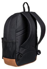 DC Shoes - BACKSIDER CORE  - Rugzak - black - 1