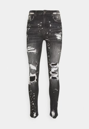 DESTROY  - Slim fit jeans - black