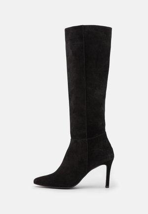 BIADANGY  - High heeled boots - black