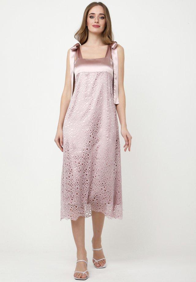 Vestito elegante - lavendel rosa