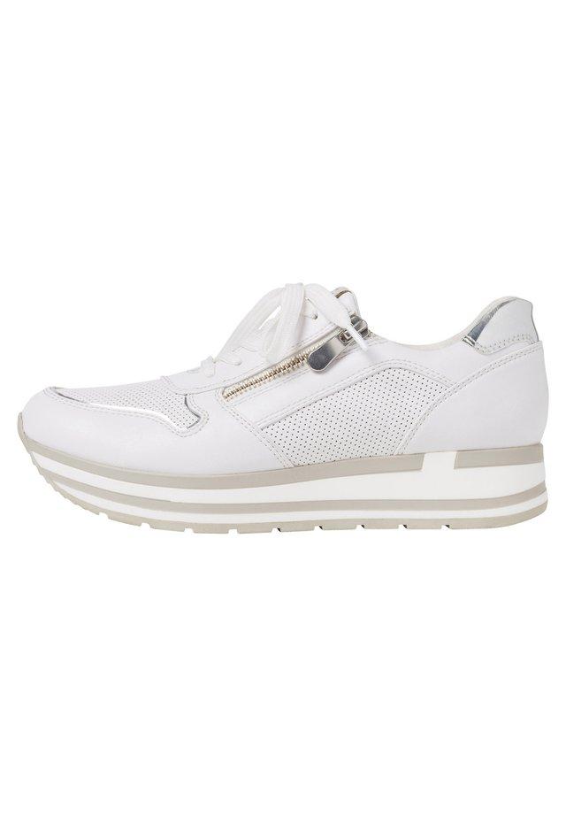 Zapatillas - white comb