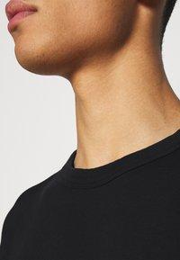 James Perse - VINTAGE RAGLAN - Sweater - black - 5