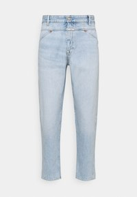 X-LENT TAPERED - Relaxed fit jeans - light blue
