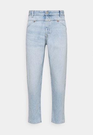 X-LENT TAPERED - Jeans baggy - light blue