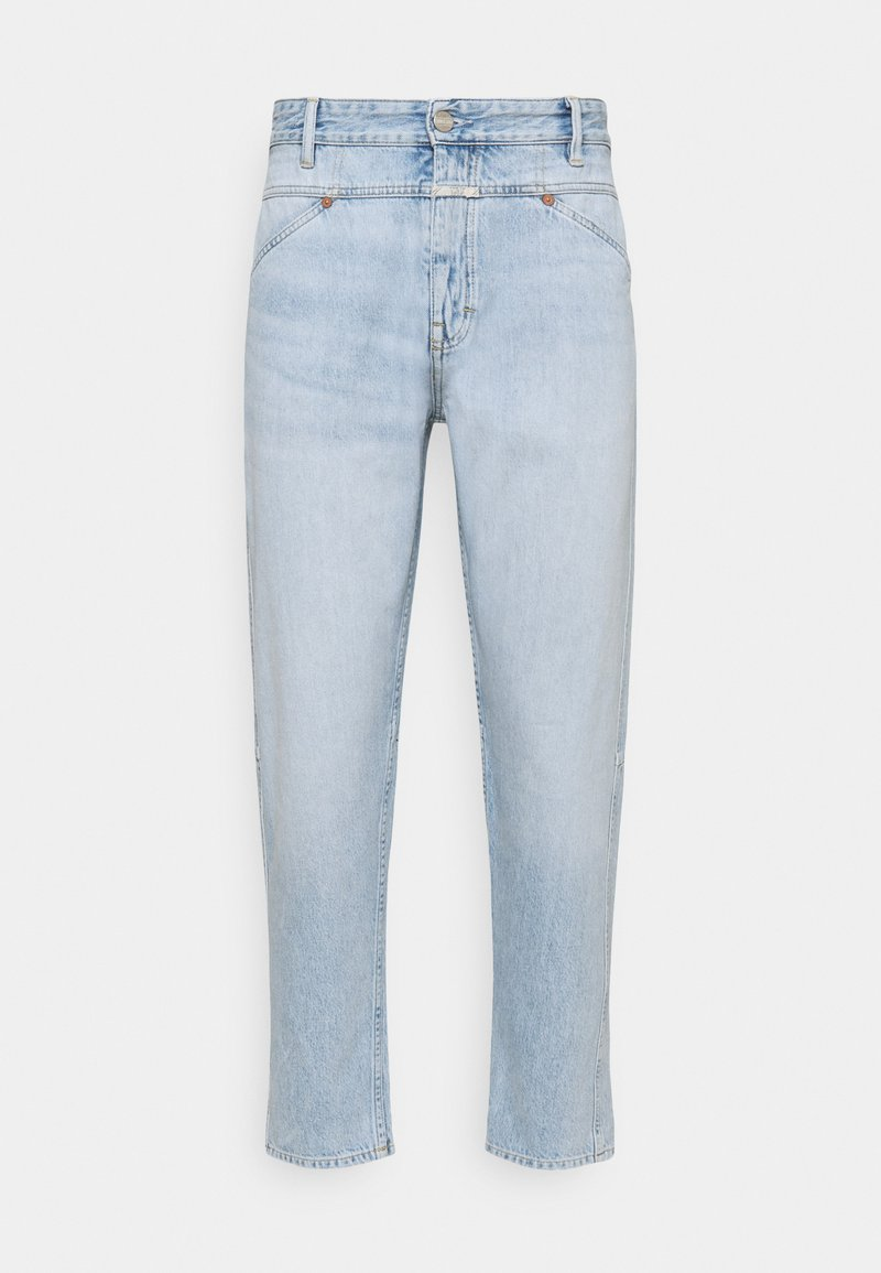 CLOSED - X-LENT TAPERED - Relaxed fit jeans - light blue