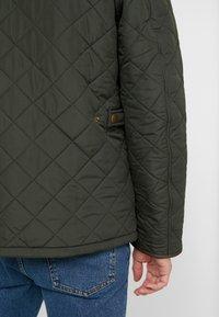 Barbour - POWELL - Light jacket - sage - 4