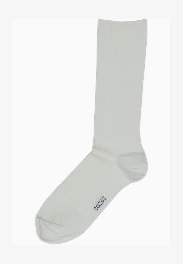 Strumpor - white - light combination
