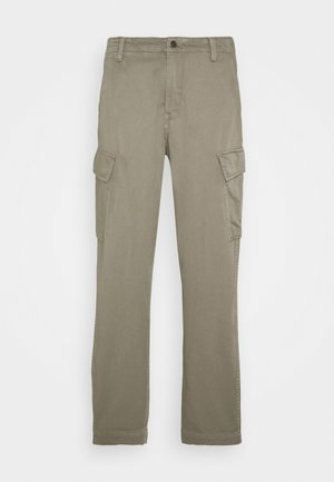 XX TAPER CARGO II - Cargo trousers - brindle back