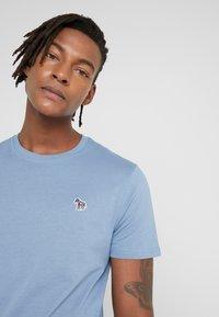 PS Paul Smith - ZEBRA  - Basic T-shirt - blue - 3