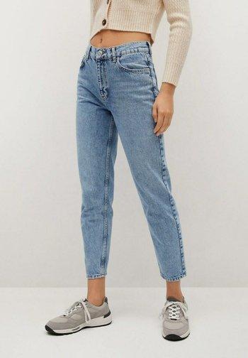 MOM80 - Jeans Slim Fit - middenblauw