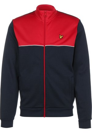 YOKE  - Training jacket - gala red/navy