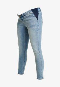 Forever Fit - SIDE - Jeans Skinny Fit - mid blue wash - 3