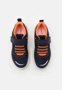 Superfit - RUSH - Tenisky - blau/orange - 3