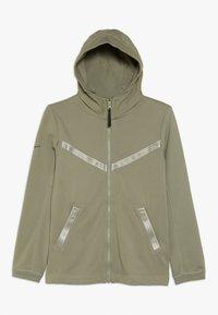 Nike Sportswear - TECH PACK HOODIE - Zip-up hoodie - jade stone - 0