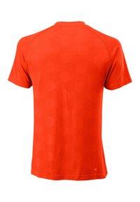 Wilson - Sports shirt - rot (500) - 1