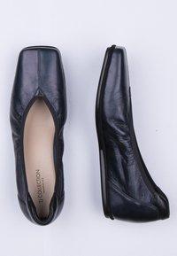 TJ Collection - Slip-ons - dark blue - 4