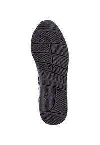Tamaris - Sneakers laag - black patent - 4