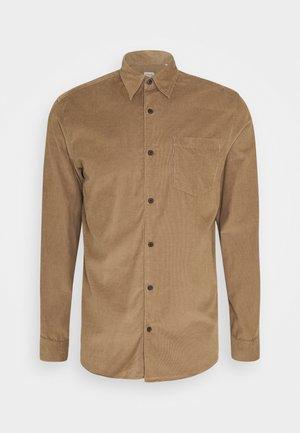 JJKENDRICK - Shirt - sepia tint