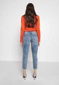 Pieces Petite - PCCARA SLIM PETIT - Slim fit jeans - light blue denim - 2