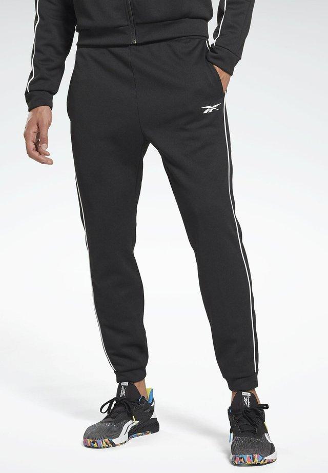 WORKOUT READY PANTS - Spodnie treningowe - black