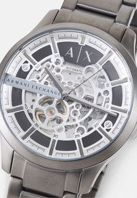 Armani Exchange - HAMPTON - Hodinky - gunmetal - 3