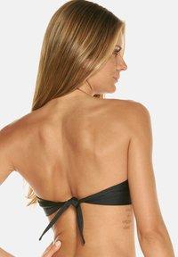 CIA MARÍTIMA - Bikini top - black - 2