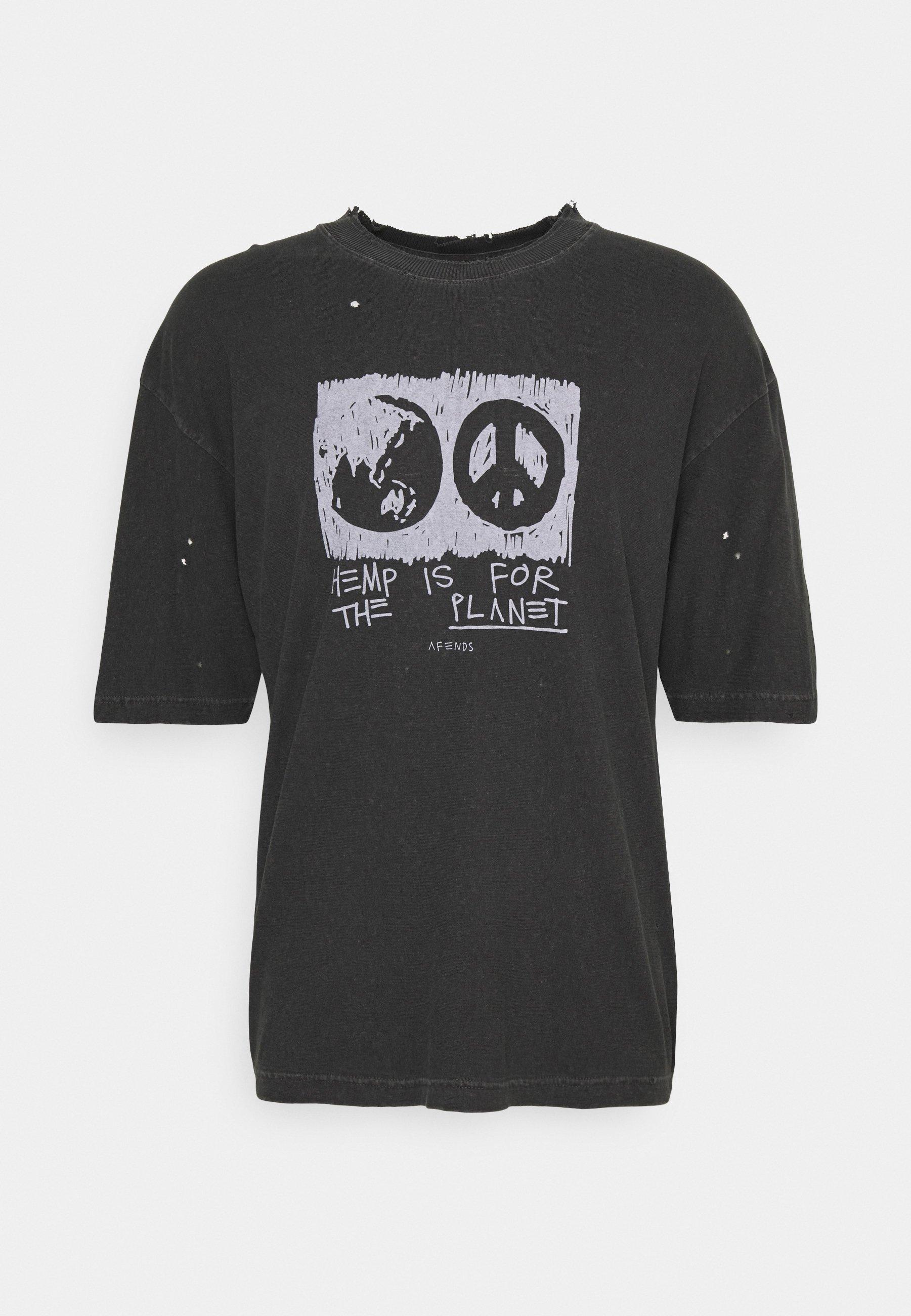Men UNISEX FOR THE PLANET OVERSIZED TEE - Print T-shirt