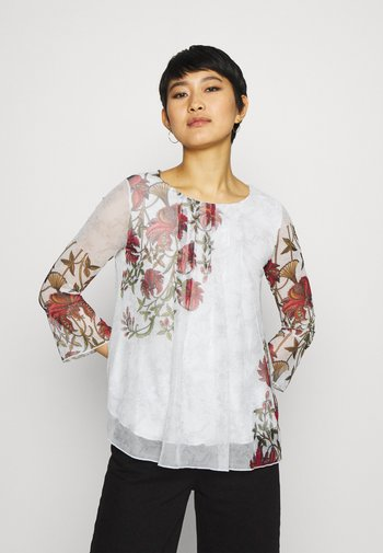 Designed by Mr. Christian Lacroix - Blouse - white