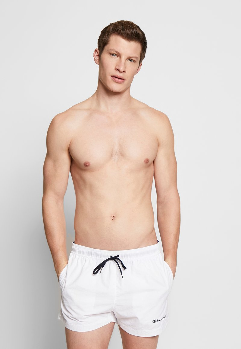 Champion - Swimming shorts - white