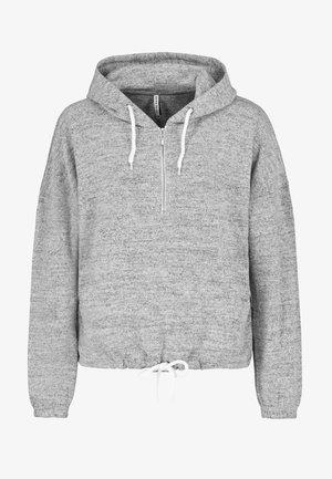 Hoodie - light-grey