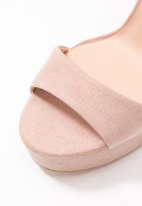 Even&Odd - Sandaler med høye hæler - nude - 2