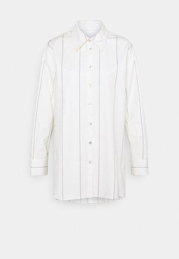 LANGARM - Camicia - ecru