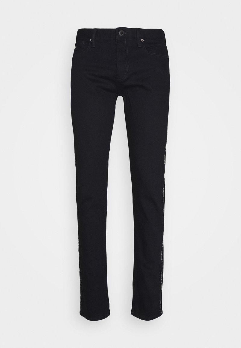 Emporio Armani - Slim fit jeans - blue