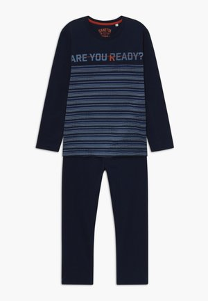 PYJAMA LONG - Pyjamas - shadow blue