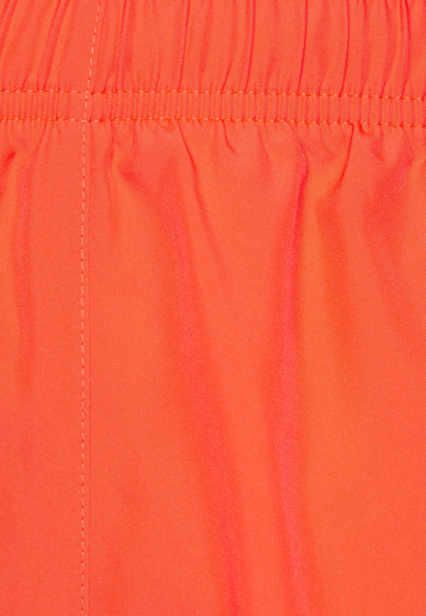 Nike Performance TEMPO SHORT HI-CUT - Sports shorts - bright crimson/reflective silver Wuk9R