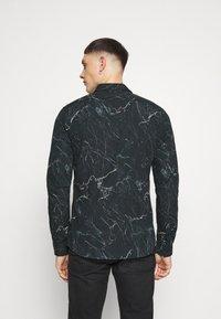 Twisted Tailor - MARON SHIRT - Formal shirt - black - 2