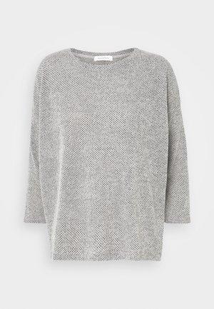 ONLALBA   - Jersey de punto - light grey melange