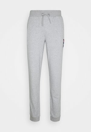 ROCKY - Tracksuit bottoms - light grey merlange