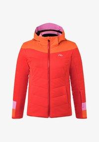 Kjus - MADLAIN - Ski jacket - orange - 0