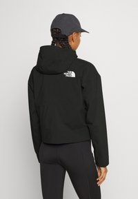 The North Face - W FL INSULATED JACKET - Hardshell jacket - black - 2
