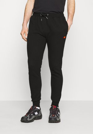 MIRKO - Tracksuit bottoms - black